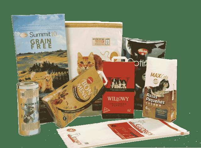 comida de animales