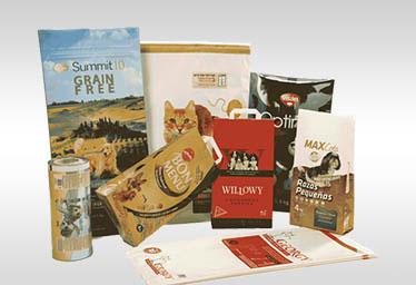 comida de animales envases y embalajes